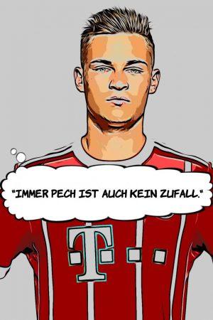 Joshua Kimmich: Der neue Leader des FC Bayern.