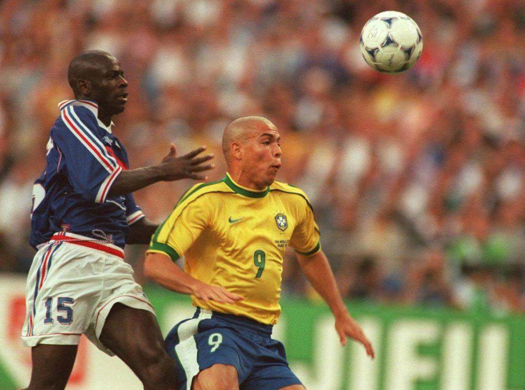 Ronaldo spielte im WM FInale - aber er war nicht er selbst.