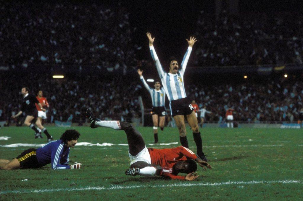 Zweifel bleiben am WM-TItel Argentiniens im Jahr 1978.