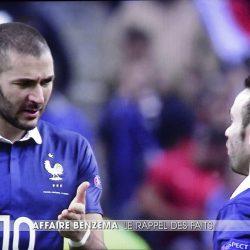 Der unfassbare Fall: Karim Benzema (l.) erpresste seinen Nationalmannschaftskollegen Mathieu Valbuena (r.). Ein Riesen-Thema in den französischen Medien.