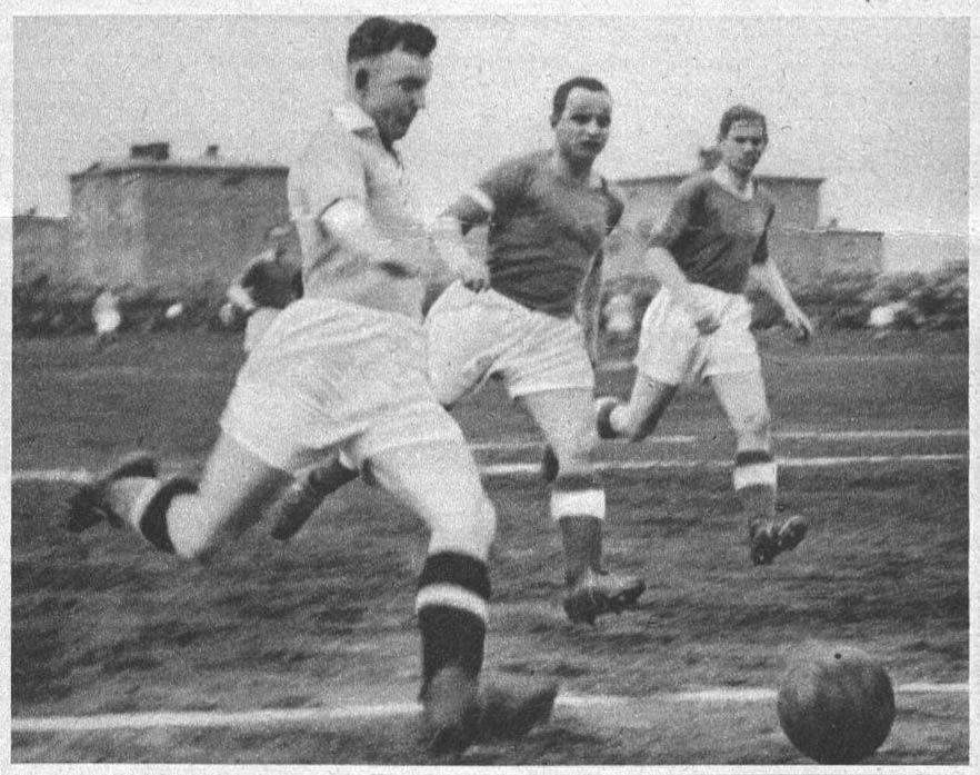 Ernst Willimowski im Jahr 1937.